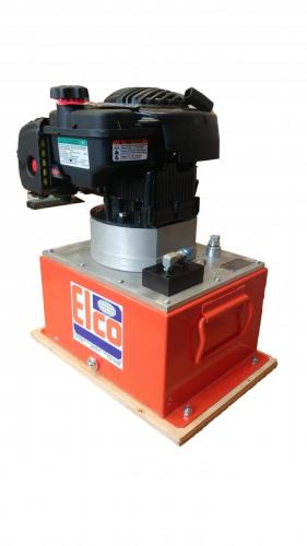 Hydraulic Power Unit Gas